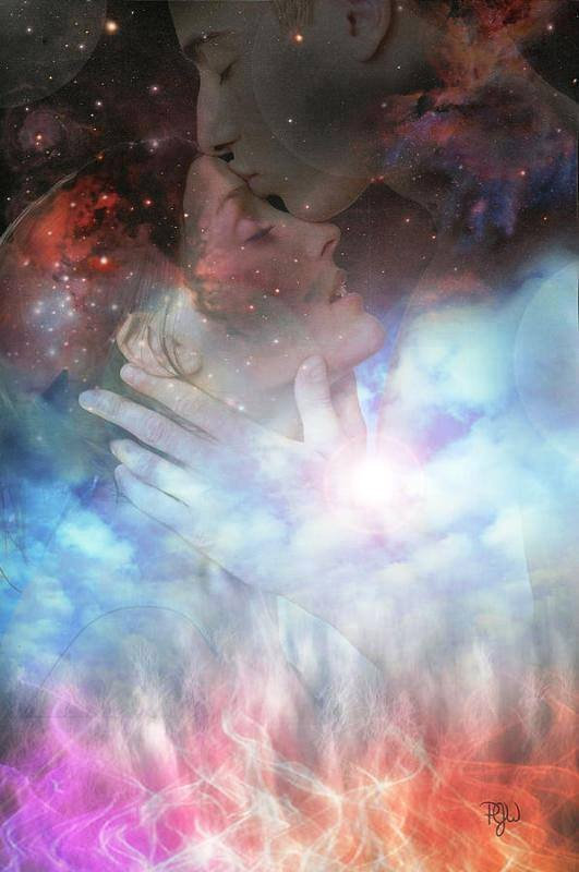 Der Mensch der dein Herz berührt: Dualseelen.